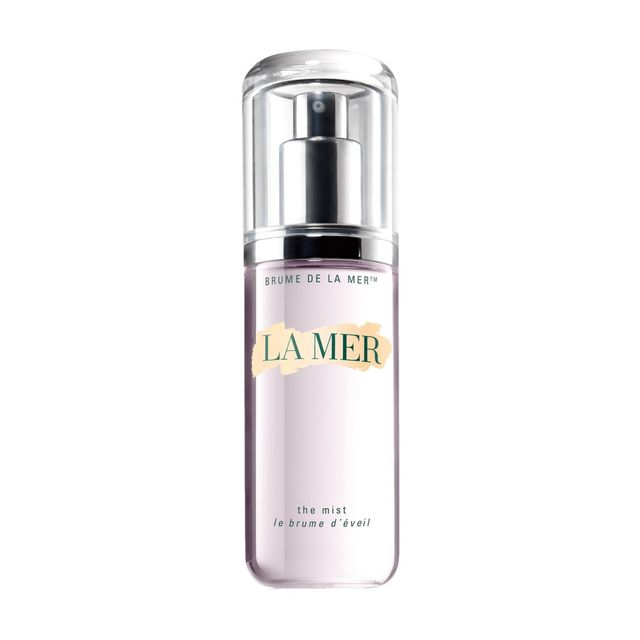 in-flight long-haul skincare routine: La Mer The Mist