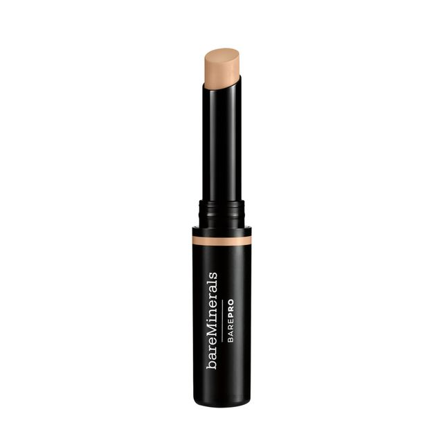 in-flight long-haul skincare routine: BareMinerals Bare Pro 16-Hr Full Coverage Concealer