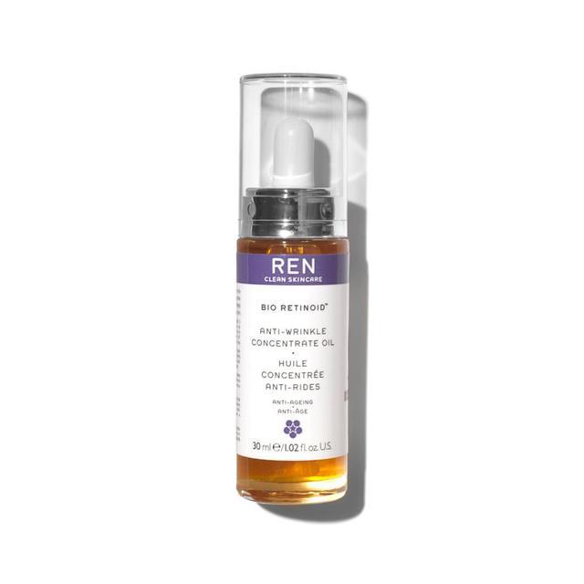 natural retinol: Ren Bio Retinoid Anti-Ageing Concentrate