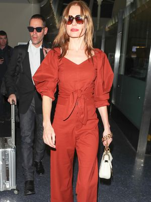10 Impressive Airport Outfits You'll Want to Wear Next Time You Travel