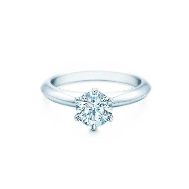 Tiffany & Co. The Tiffany Setting Engagement Ring