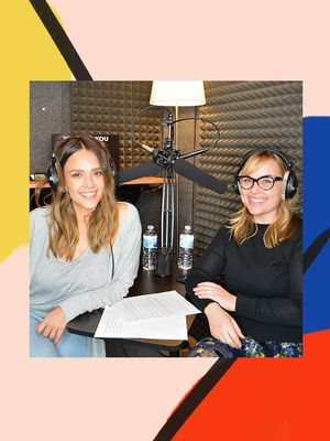 Second Life Podcast: Jessica Alba on Building a Business From Scratch