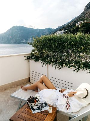 The Dreamy Places Fashion Girls Are Visiting This Summer