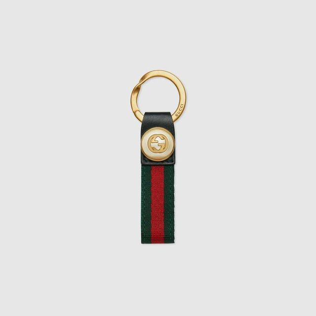 Nylon Web key ring