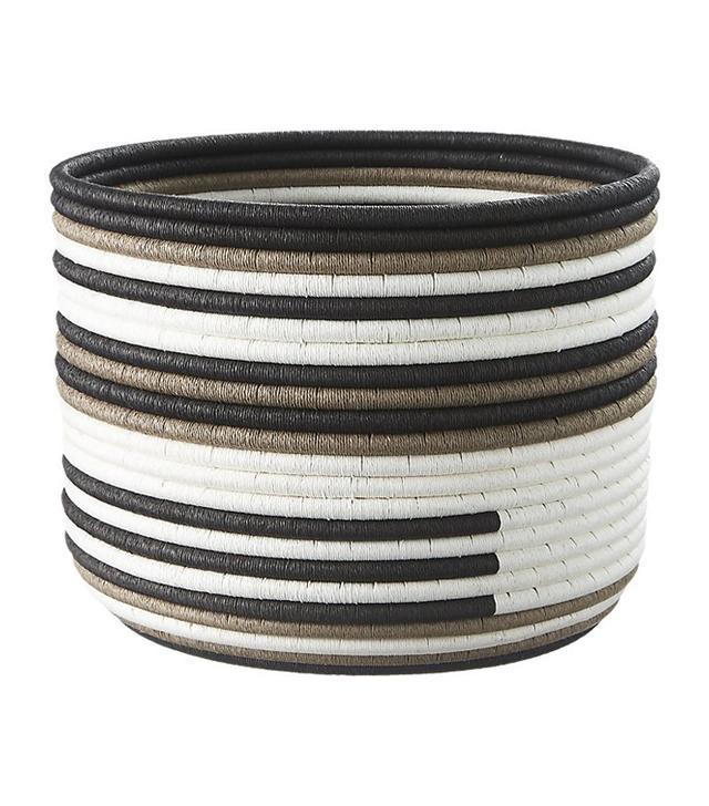 Kalahari Striped Basket