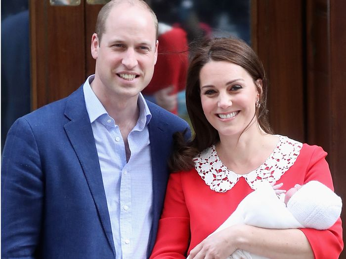 Kate Middleton and Prince William reveal new baby name
