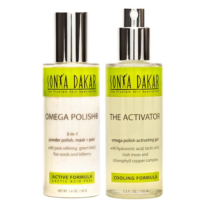 Omega Polish and Activator Duo by Sonya Dakar