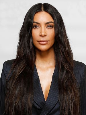 Kim Kardashian West Spends $4500 on Skincare Products—Here's What She Buys