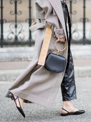 18 Stylish Flats That Prove Comfortable Shoes Can Mean Business Too
