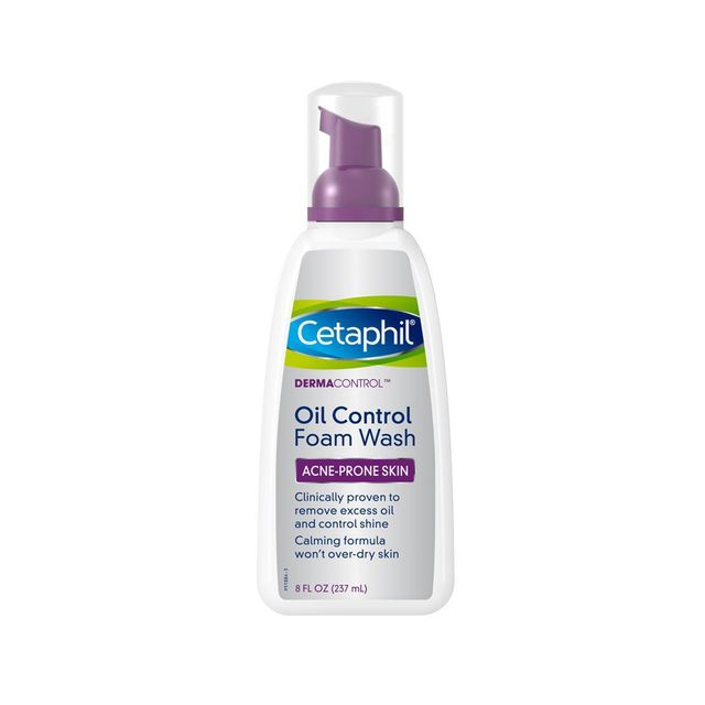 Cetaphil DermaControl Oil Control Foam Wash