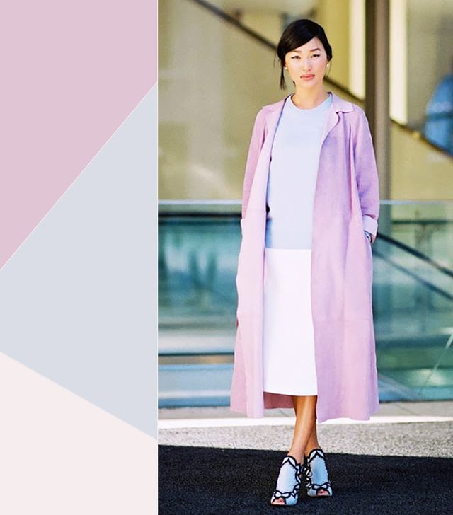 Chic color combinations for spring