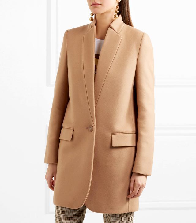 Bryce Melton Wool-blend Coat