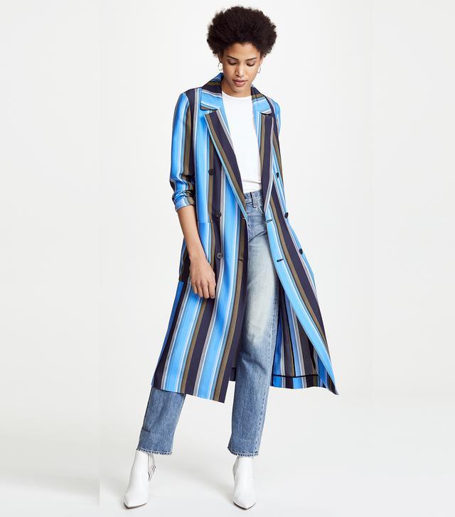 Floor Length Jacket