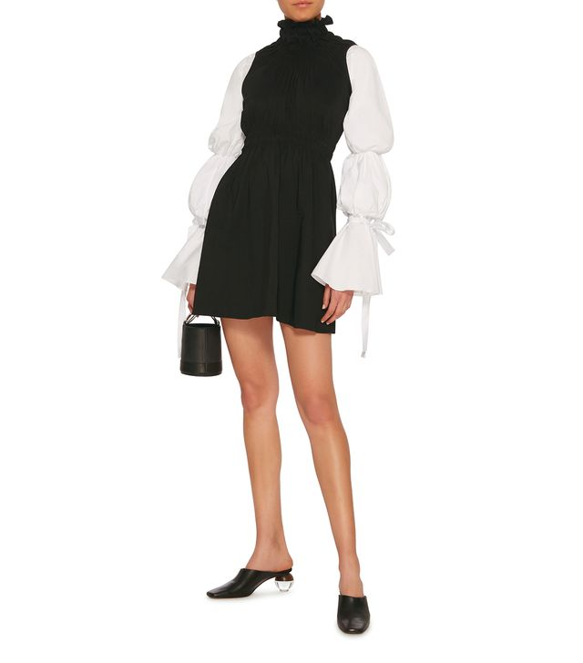 Ossa Turtleneck Mini Dress