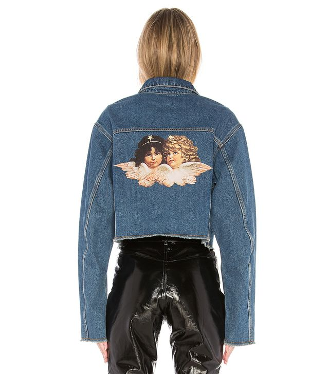 Fiorucci Berty Patch Jacket
