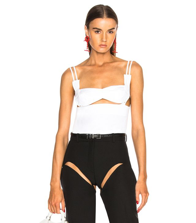 x Shayne Oliver Harness Tank Top
