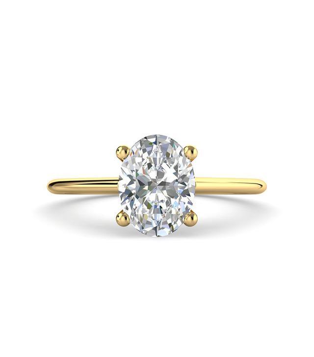 Waant Horizon White Diamond Ring