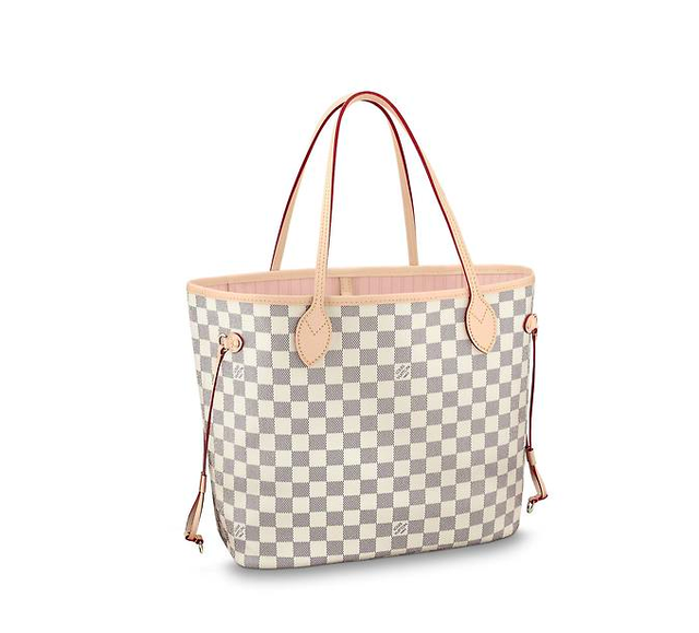 Louis Vuitton Neverfull MM Damier Tote