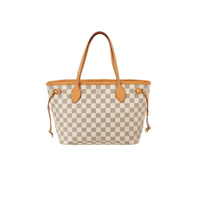 Louis Vuitton Neverfull Damier Canvas Bag