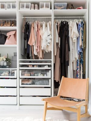 Ditching These Items in My Closet Made Me 100% Happier