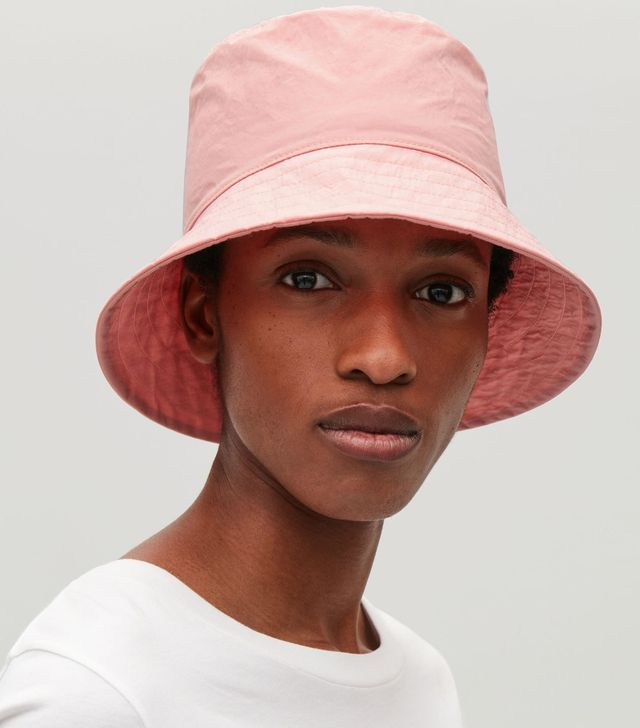 COS Canvas Bucket Hat