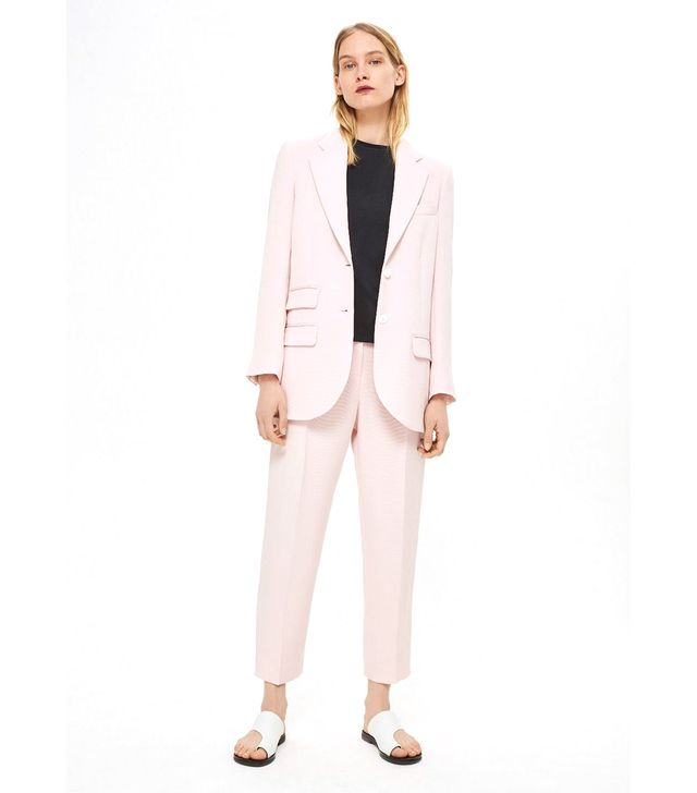 Topshop Boutique Pink Suit