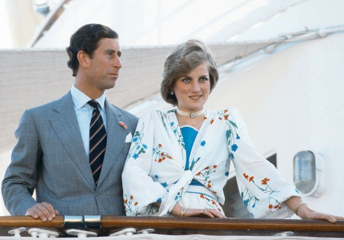 Princess Diana Honeymoon Outfits