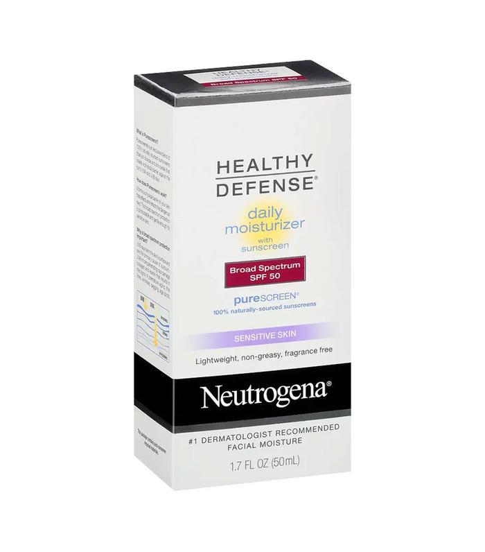 Healthy Defense Daily Moisturizer SPF 50 by Neutrogena