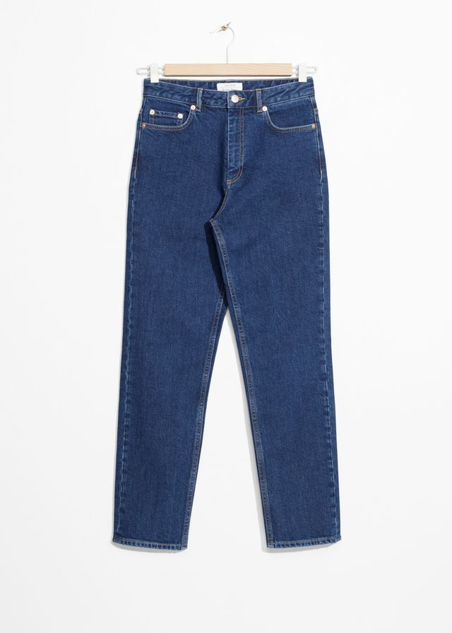 & Other Stories Straight Denim Jeans
