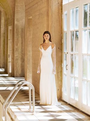 So We Asked a Bridal Expert About the Best Spring Wedding Dresses
