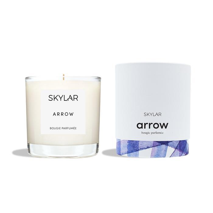 Arrow Candle by Skylar Body
