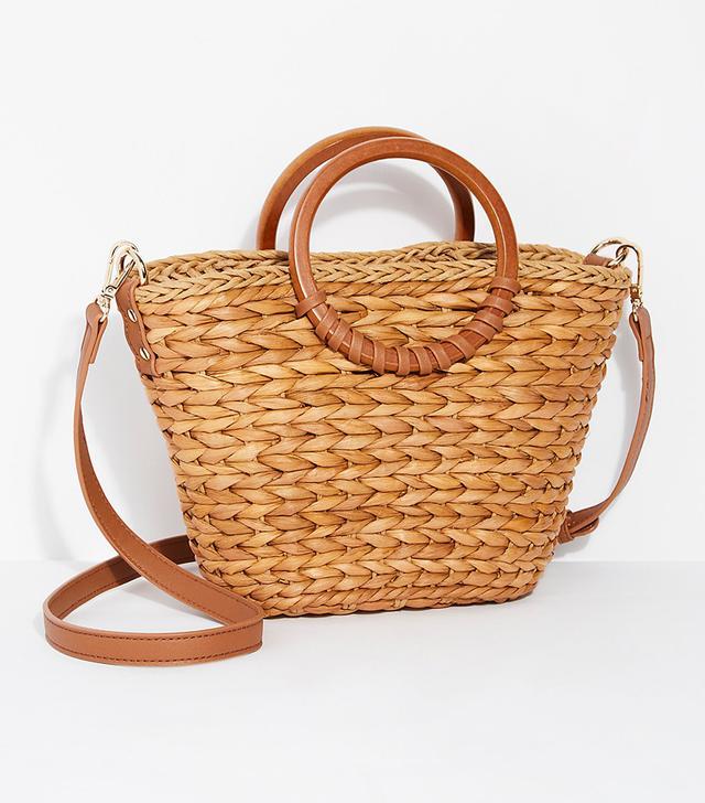 Free People Zapara Straw Bag