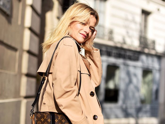 French girl street style