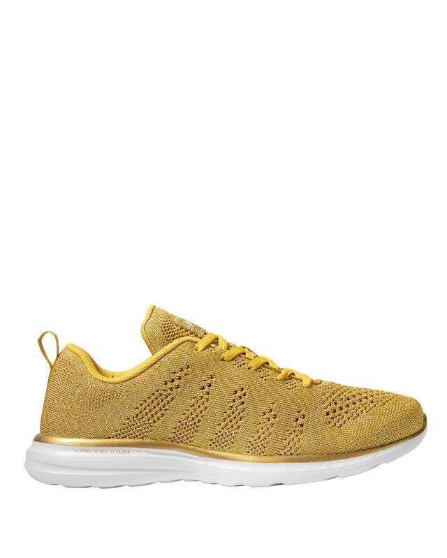 APL TechLoom Pro Metallic Gold Low-Top Sneakers Metallic 7