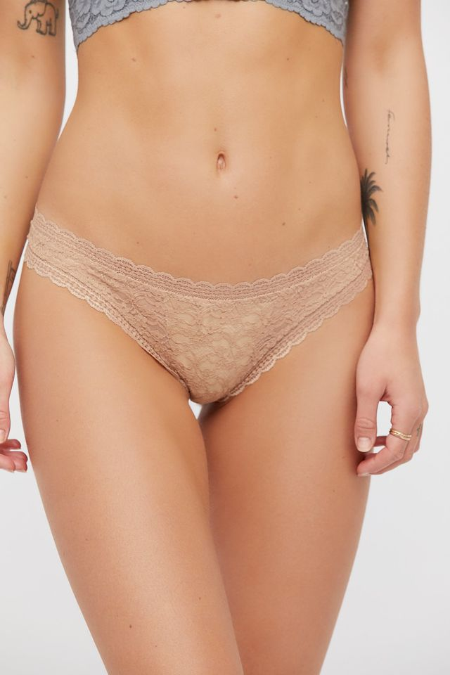Lace Tanga Undie by Intimately at Free People
