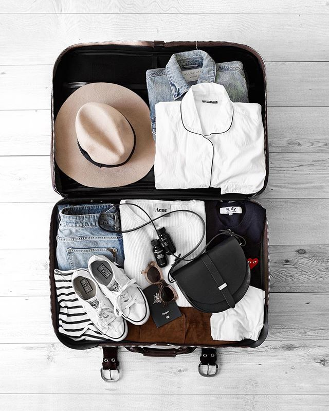 What to pack for a spring getaway