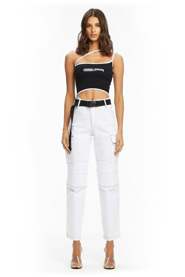 I.AM.GIA Ace Pant in White