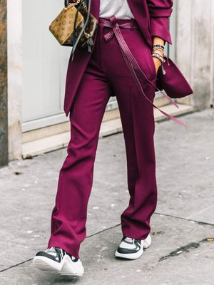 The Luxury Sneakers Everyone Will Wear This Season