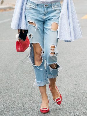 Clickbait Jeans: The Denim Trend I'm Certain No One Is Actually Buying