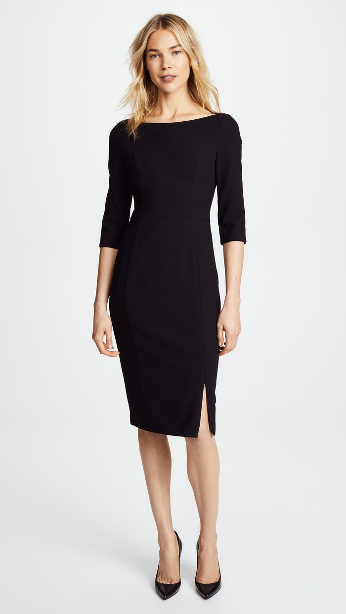 6 Chic Sheath Dresses for Work  Who What Wear