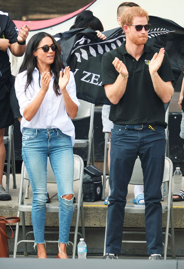 Meghan Markle and Her Jeans: A True Fashion Love Story 2