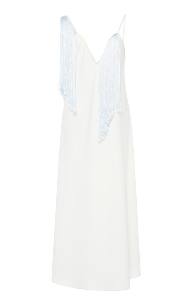 Fandango Fringed Slip Dress