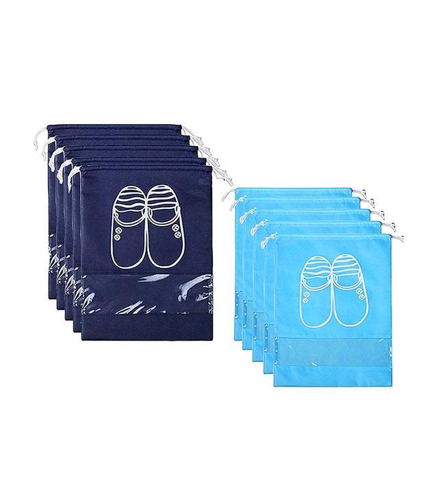 YaMiu 10-Piece Shoe Bags