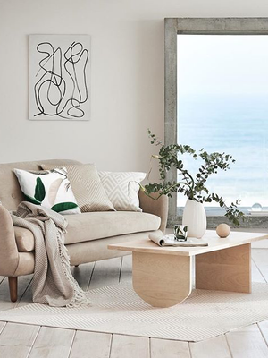 "H&M Home Just Launched a ""Serene Staycation"" Line, and We Want Everything"
