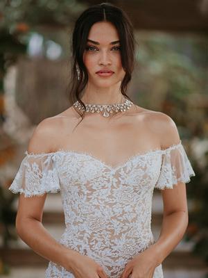 VS Model Shanina Shaik Had the Most Jaw-Dropping Wedding in the Bahamas