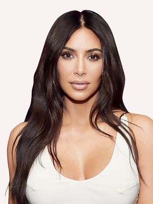 Kim Kardashian West's 6-Step Secret to Insanely Glossy Strands