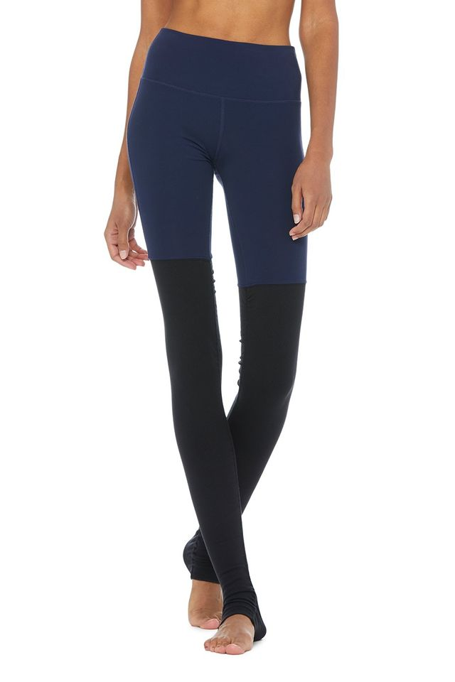 Alo Yoga High-Waist Goddess Legging