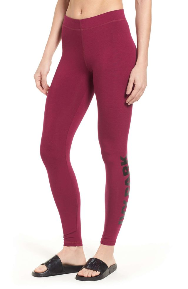 Women's Ivy Park Logo Ankle Leggings