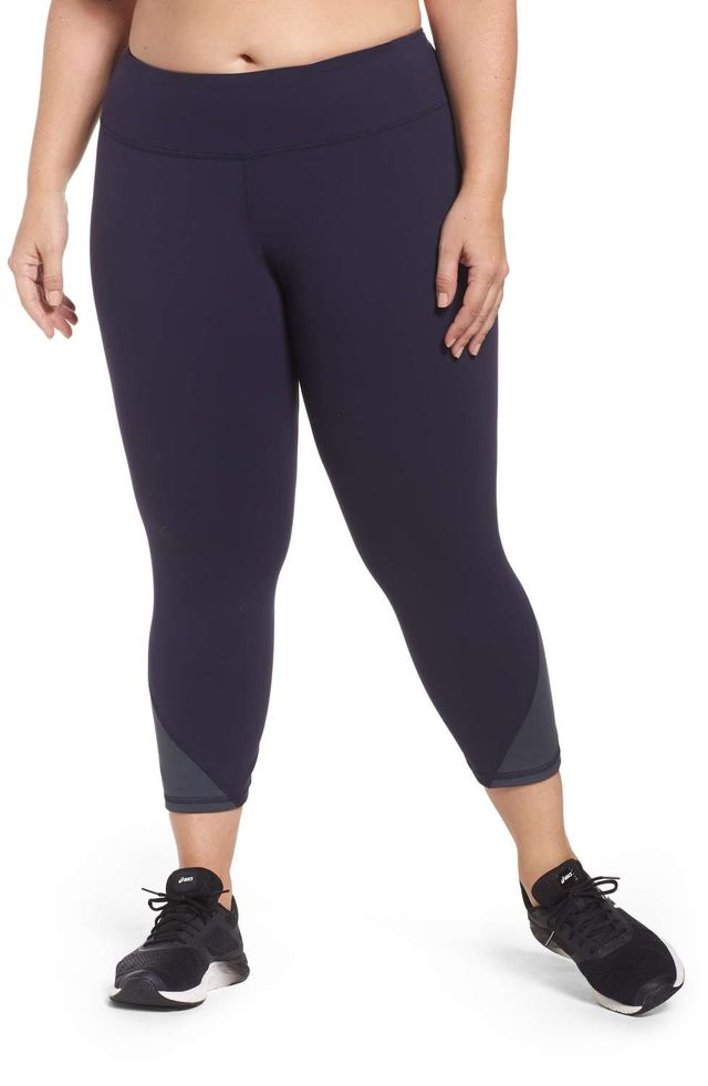 Women's Lola Getts Colorblock Cropped Leggings