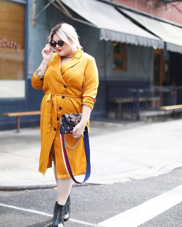 Belted jacket outfits